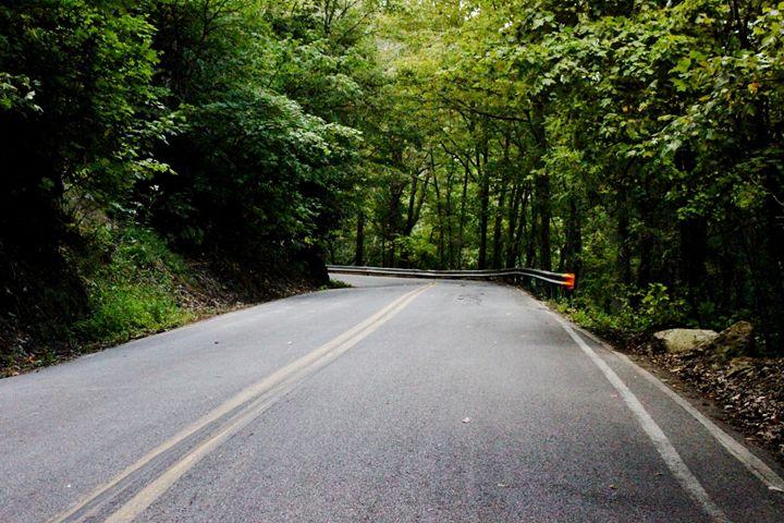 Mountain Roads - Photography