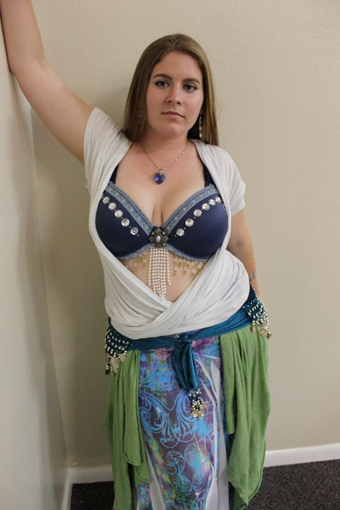 Belly dancer - Photography