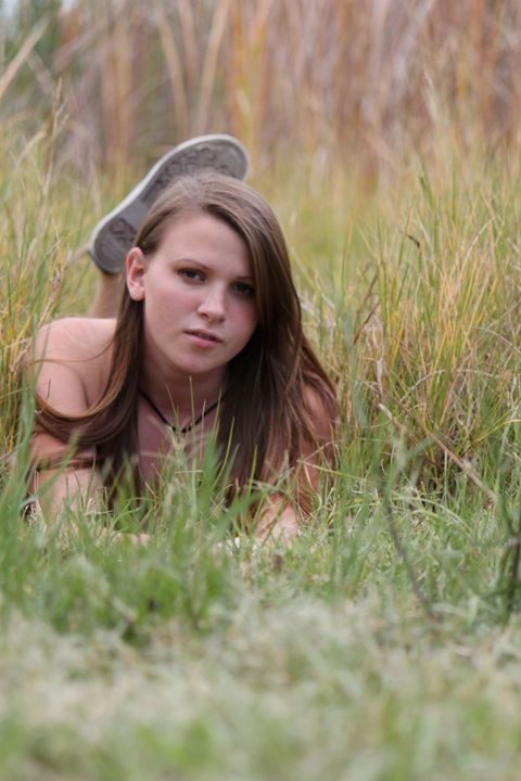 Tall Grass - Photography