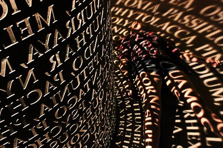 Hidden in Words - Photography