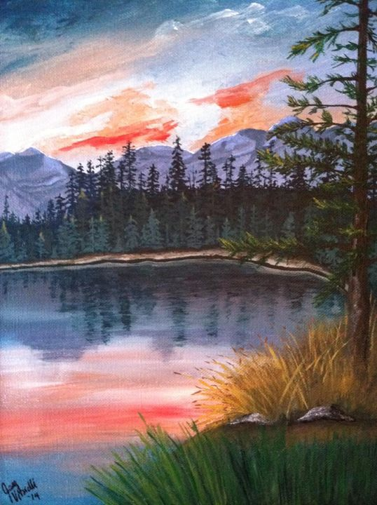 For the Beauty of the Earth - Jody V. Art