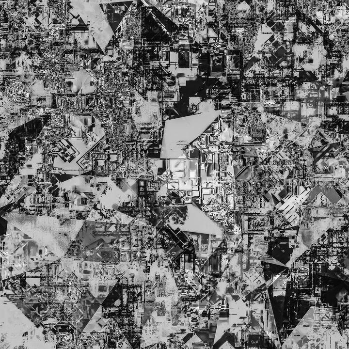 psychedelic geometric pattern - TimmyLA