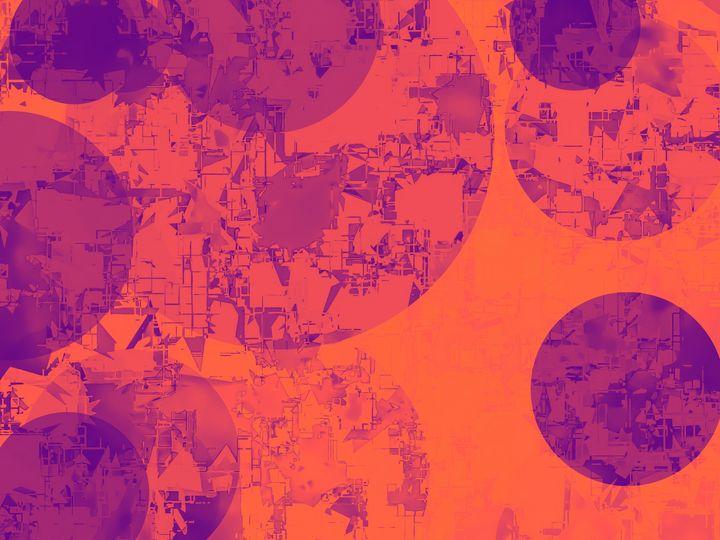 geometric circle pattern abstract - TimmyLA