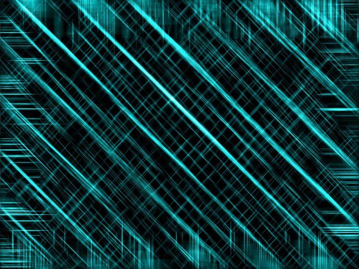 blue geometric line pattern abstract - TimmyLA