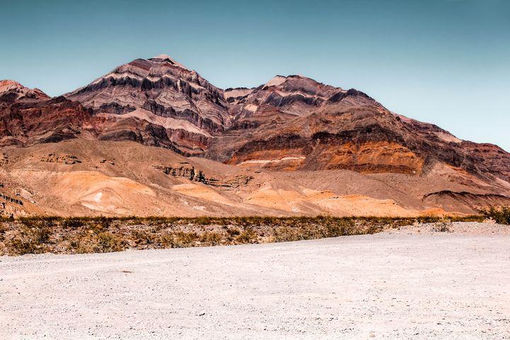 mountains in the California desert - TimmyLA