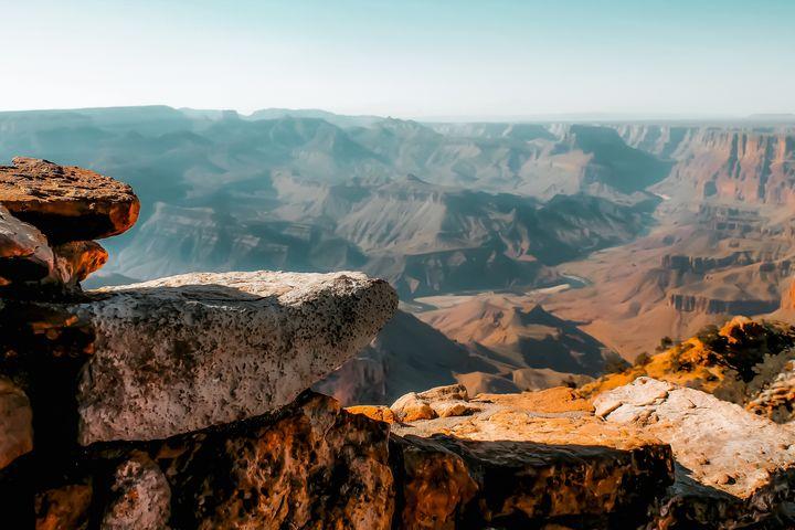 Desert view in summer - TimmyLA