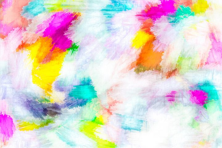 colorful painting texture abstract - TimmyLA