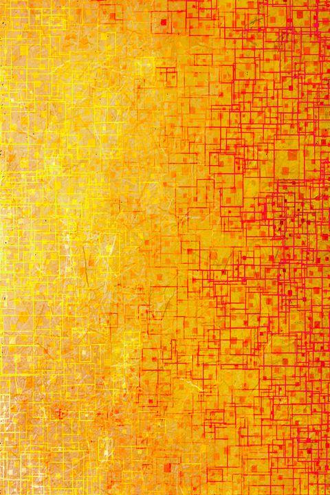 geometric square shape pattern art - TimmyLA
