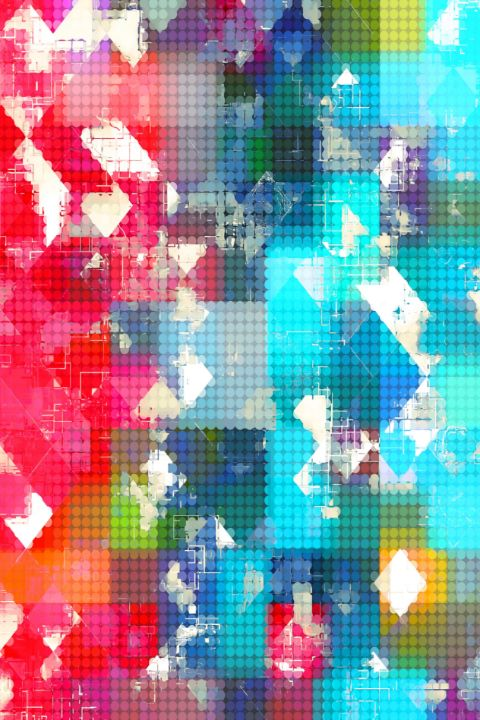 graphic design geometric pattern - TimmyLA