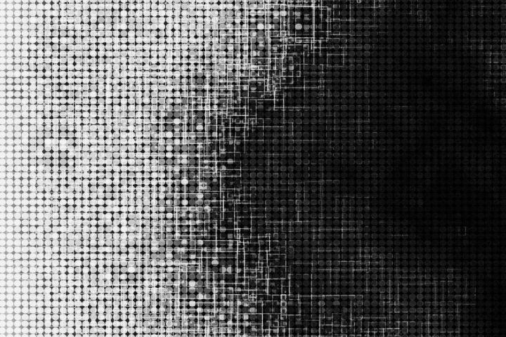 graphic design geometric circle art - TimmyLA