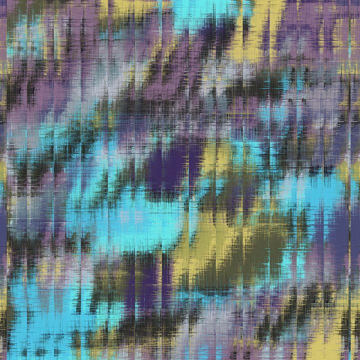 geometric painting abstract - TimmyLA