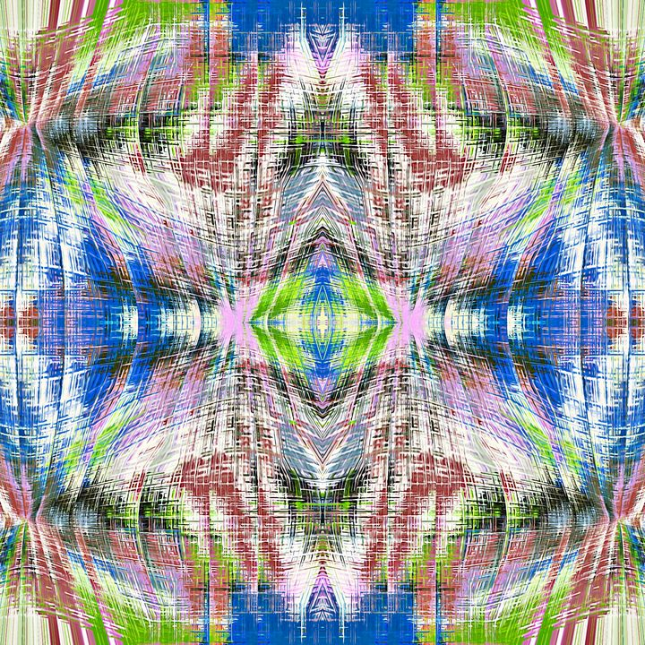 symmetry art painting abstract - TimmyLA
