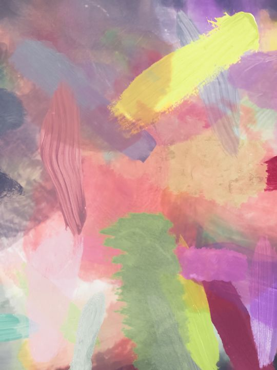 brush painting texture abstract - TimmyLA
