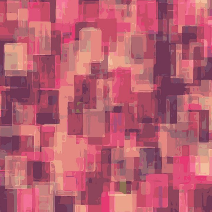 geometric square pattern abstract - TimmyLA