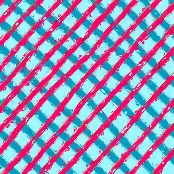 line pattern painting abstract - TimmyLA