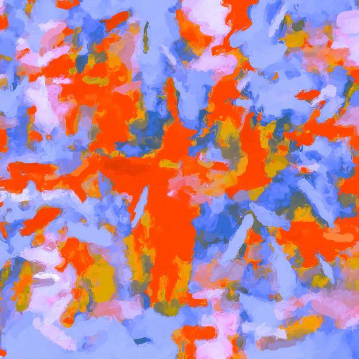 splash painting texture abstract - TimmyLA