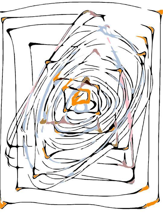 geometric pattern abstract - TimmyLA