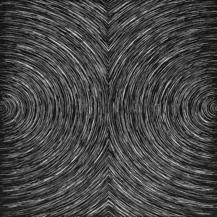 modern geometric circle pattern - TimmyLA