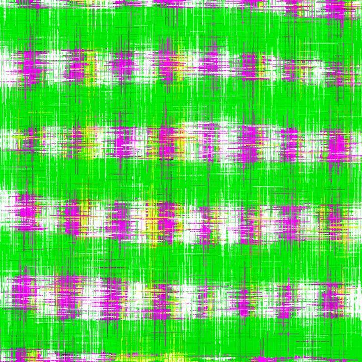 plaid pattern painting abstract - TimmyLA