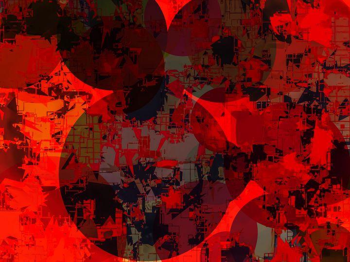 geometric circle shape abstract - TimmyLA
