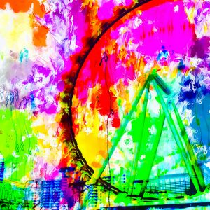 ferris wheel at Las Vegas, USA - TimmyLA