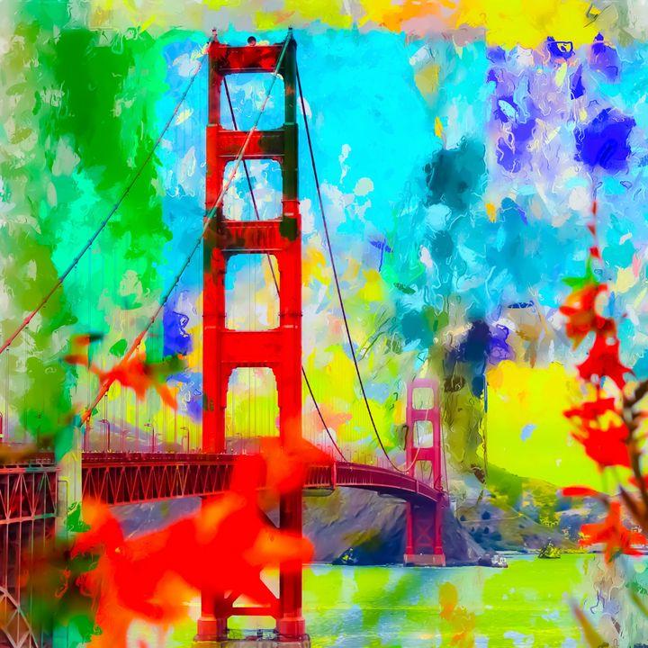 Golden Gate bridge, San Francisco - TimmyLA