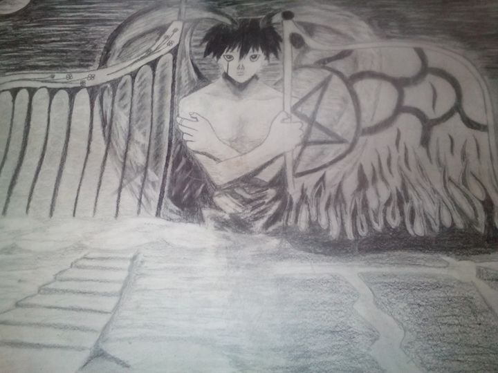 heaven's gate - Drawing's