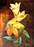 Floral Painting, Flowers painting,