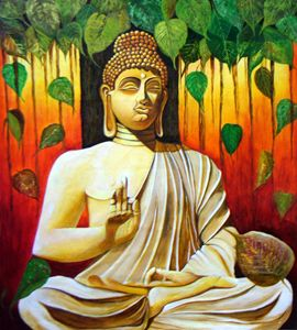 BUDDHA- The Enlightened One