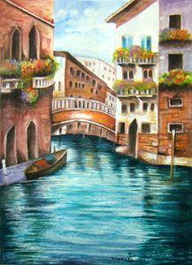 Paradise Original Painting