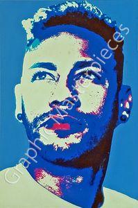 Neymar Pop Art