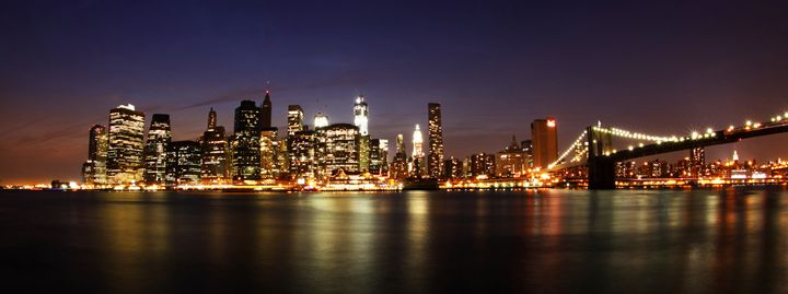 Manhattan Panorama - Andrew Paranavitana Photography