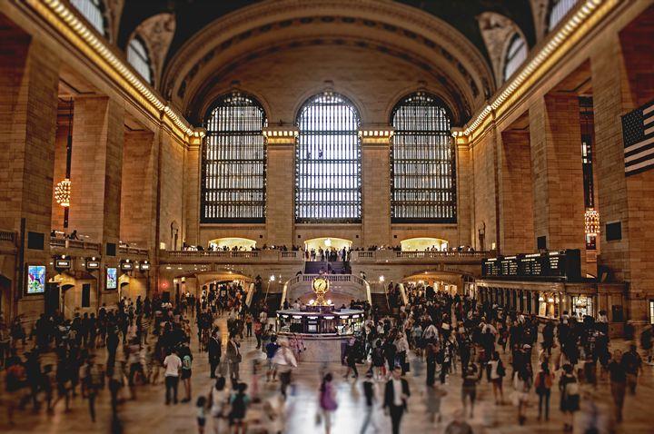 Grand Central - Andrew Paranavitana Photography