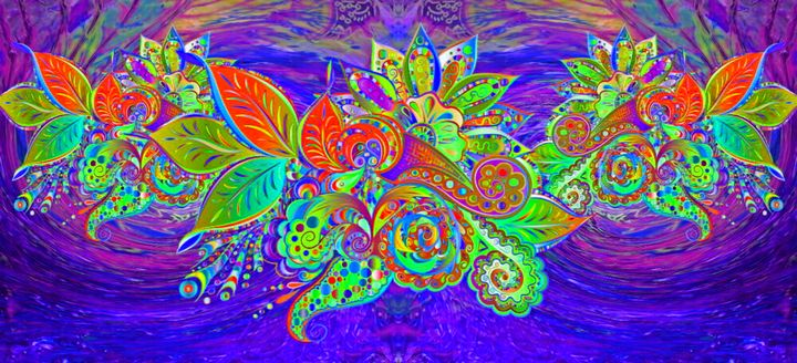 Plant decor - Karen Colville Nature Art