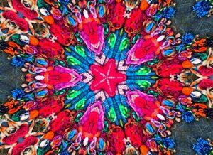 Star Fiber Art