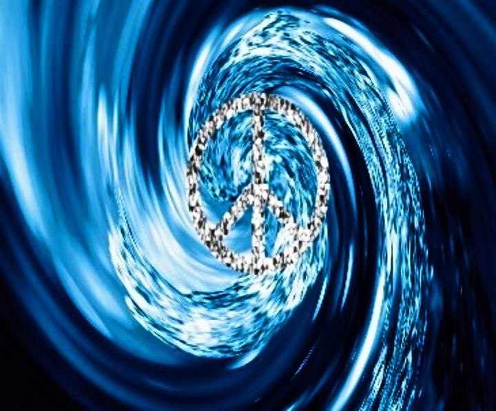 Wave of Peace - Karen Colville Nature Art