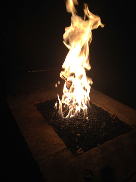 Fire - Wills Gallery