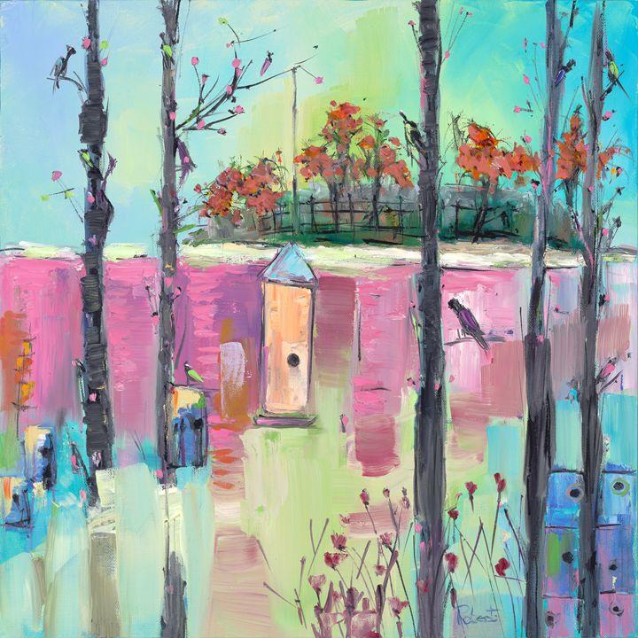 Happy Birds - Joan Roberts