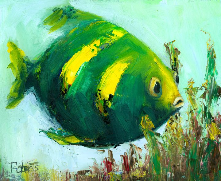 Fish Patrick - Joan Roberts