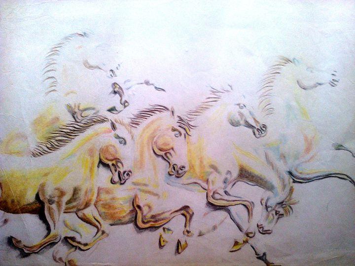 Horses - FRANCO ARTS