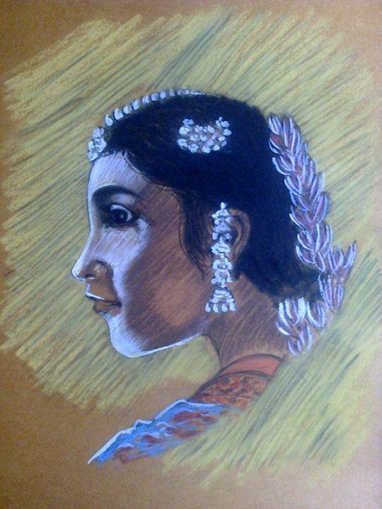 Tribal women - FRANCO ARTS