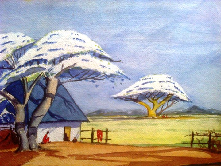 Sunnyside - FRANCO ARTS