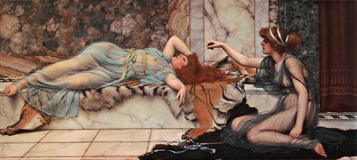 Mischief and Repose - Max Plotnikov