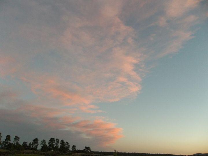 Sunset Clouds - Dragonlani96