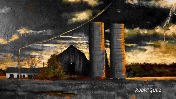 Townsend Barn - RodriguezArt