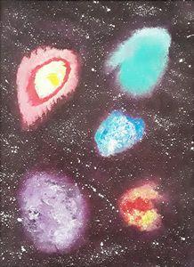 Space Novas