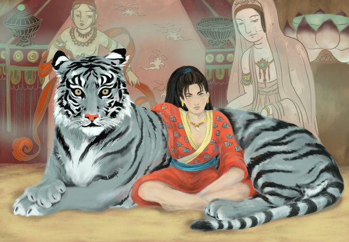 Durga - Random Inspirations