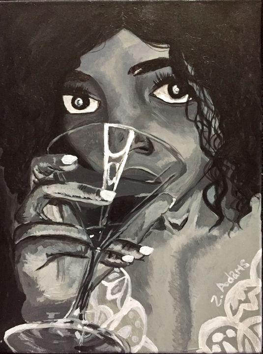 """""""Self-Portrait"""" - Through My Eyes"""