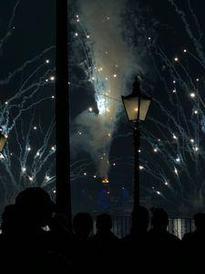 Disney, Smoke