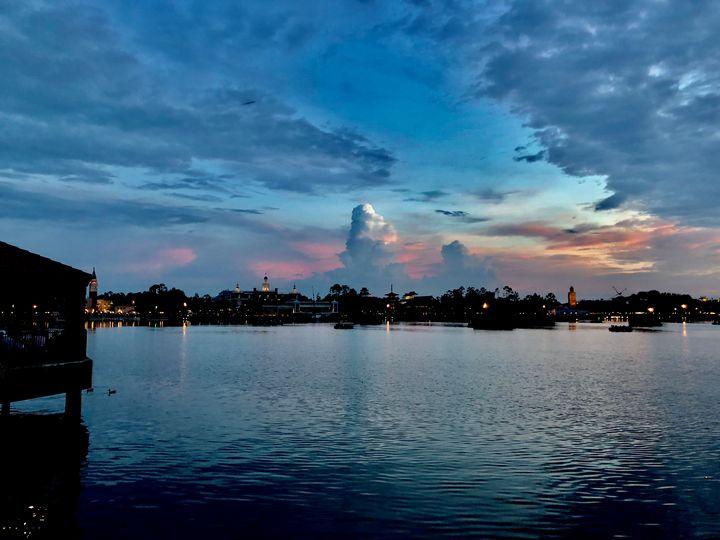 Disney Sky - Henry H. Johnston